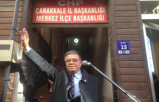 Metin Ümit Ural İl Başkanlığına Adaylığını Açıkladı