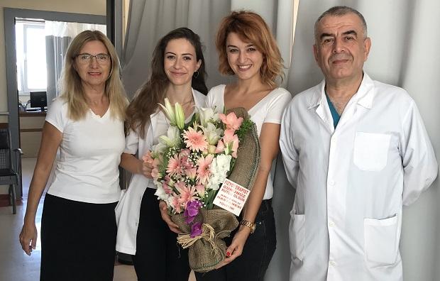 Anadolu Hastanesinde Fizyoterapistler Günü Kutlaması