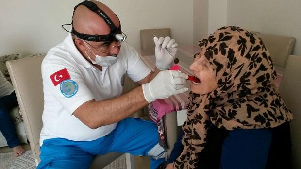 Ağız ve Diş Sağlığı Merkezinden Evde Sağlık Hizmetleri