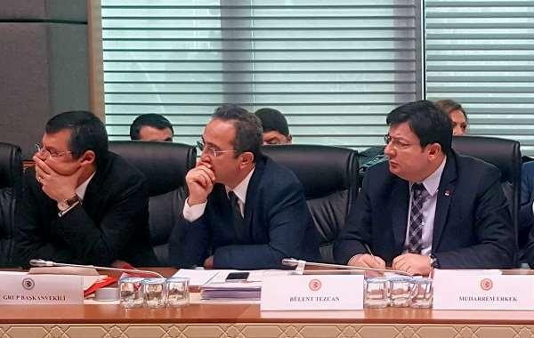 CHP'den Anayasa Değişikliği Teklifine Tarihi Şerh