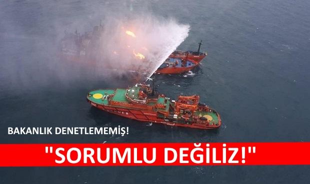 Kerç Boğazı Kazasında 4 Türk Denizci Ölmüştü!