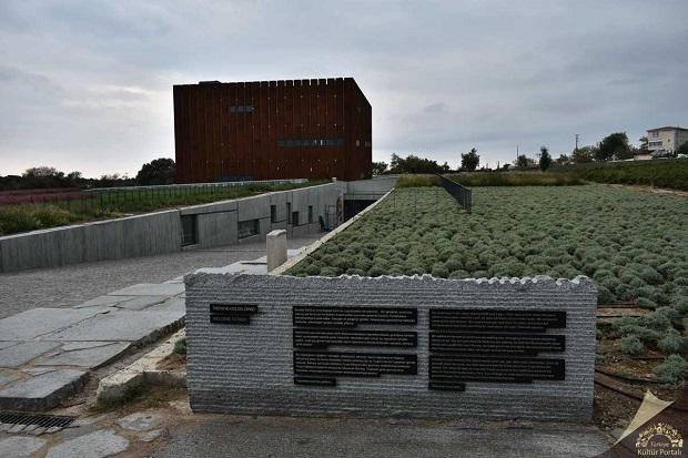 Ulusal Mimarlık Ödülü Troya Müzesi'nin..