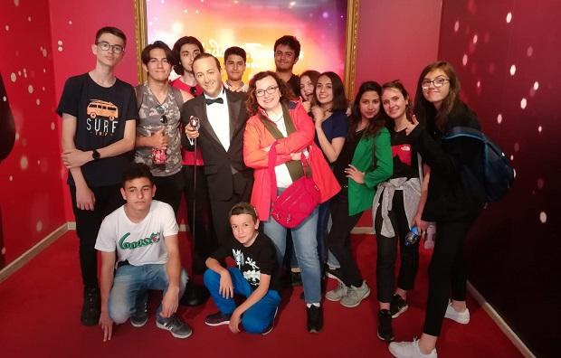 Müzik Yarışmasının Birincileri İstanbul'u Gezdi