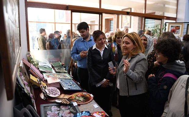Altın Yıllar'da Yaşlılar Haftası Kutlandı