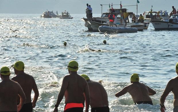 Çanakkale Boğazı'nda Kulaçlar 'Troya Yılı' İçin Atıldı