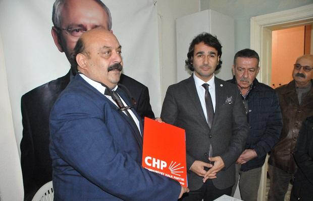 CHP Umurbey Adayı Dr.Erdal Doğan