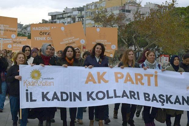 AK Partili Kadınlar