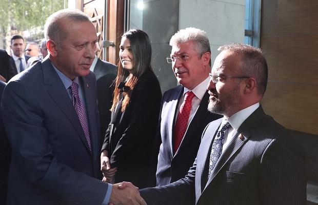 Turan Liderler Zirvesinde Cumhurbaşkanına Eşlik Edecek