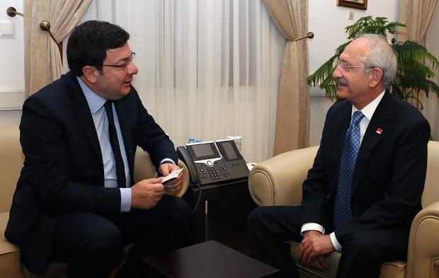CHP Belediyelere Dair Hukuk Komisyonu Kurdu