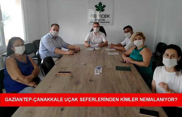 105 Bin Gaziantepli Çanakkale'ye Getirilecek!