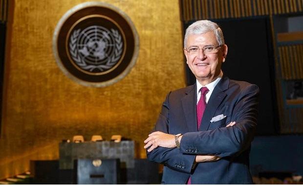 Çanakkaleli Diplomat BM Genel Kurul Başkanlığı Görevine Başladı