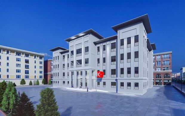 Çan'a Kamu Kampüs Binası Yapılacak