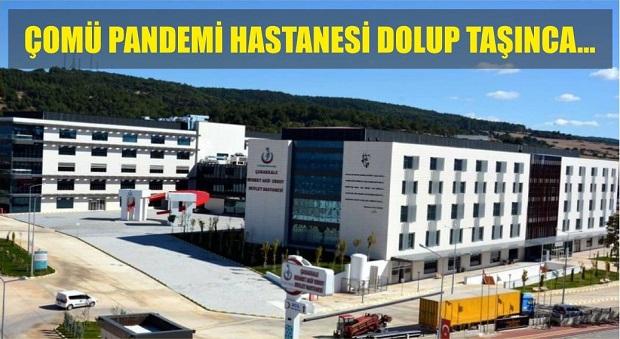Devlet Hastanesi Pandemi Hastanesi Oluyor!
