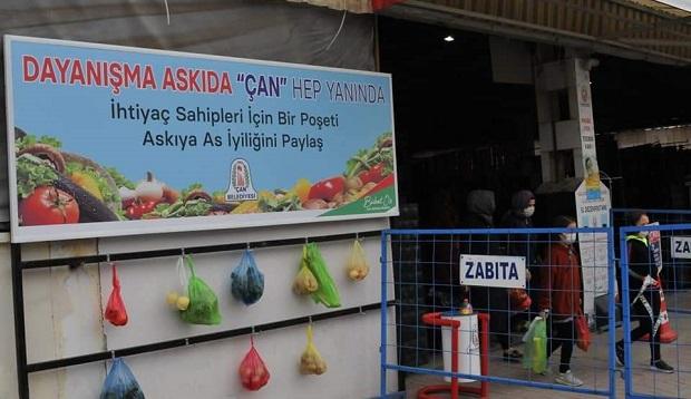 Çan Belediyesinden Anlamlı Kampanya