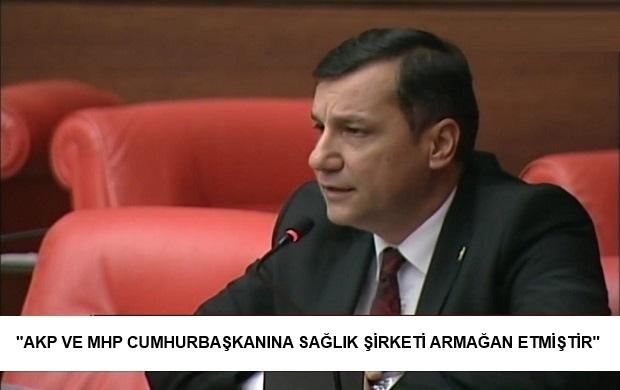 CHP Çanakkale Milletvekili Özgür Ceylan'dan Şok İddia!