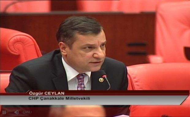 Ceylan'dan Enerji Bakanına Çanakkale Eleştirisi!