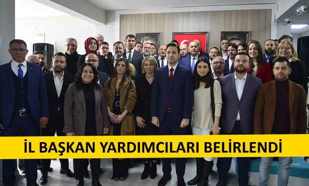 AK Parti'nin A Takımı Açıklandı..