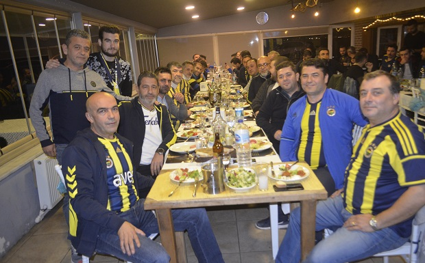 Fenerbahçeliler Derneğinde Yönetim Değişimi