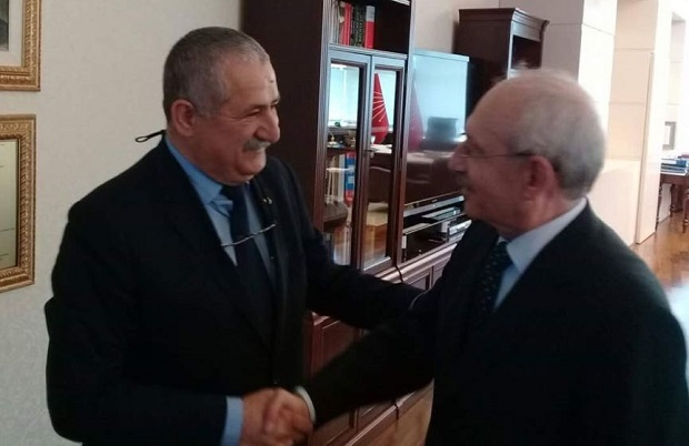 Mutan'dan Kemal Kılıçdaroğlu'na Davet