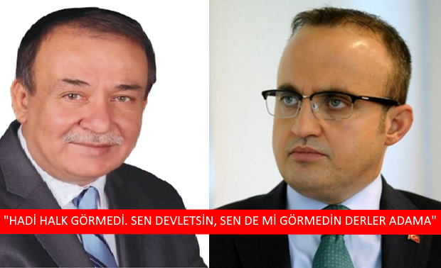 AK Partili İsimden Turan'a Kazdağları Eleştirisi!