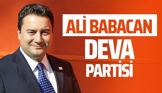 Deva Partisi Lideri Ali Babacan Çanakkale'ye Geliyor