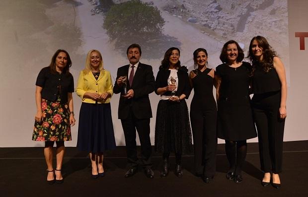 Altın Pusula Ödülü Troya Yılı'na Verildi