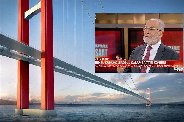 Köprü Yerine Fabrika Olsaydı..!