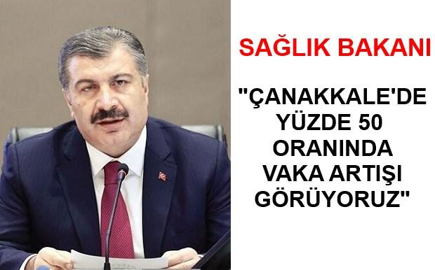 Sağlık Bakanı Koca'dan Korkutan Açıklamalar!
