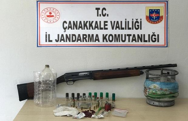 Yenice'de Uyuşturucu Operasyonu: 4 Gözaltı