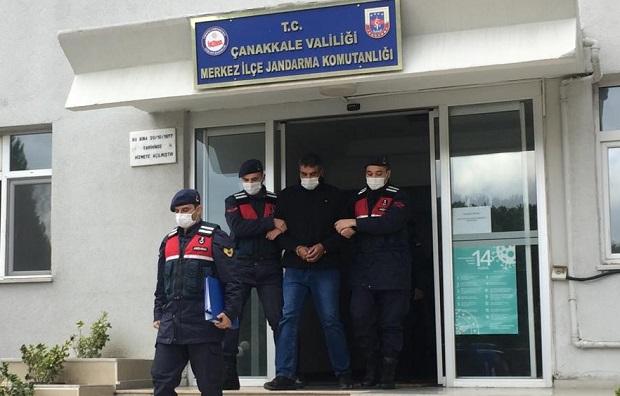 50 Bin Liralık Vurgun Yaptı.. Jandarma Yakaladı