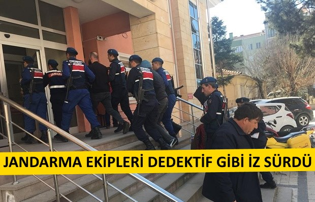 Silahlı Soyguncular Yakalandı: 4 Tutuklama