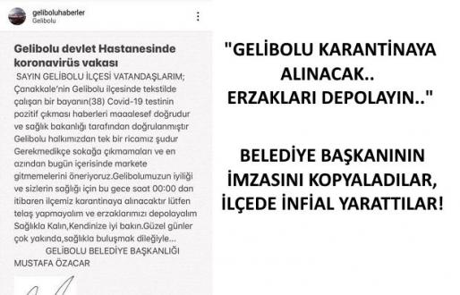 Başkan Özacar İnfial Yaratan Haberleri Yalanladı!