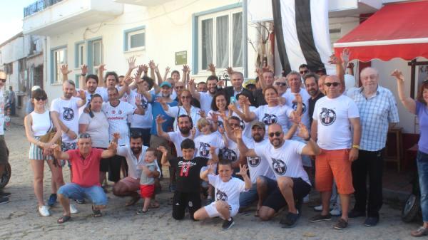 Beşiktaş İlk Defa Bir Adada Dernek Açtı