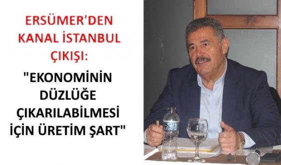 """""""Ama Biz Kanal İstanbul'u Konuşuyoruz"""""""