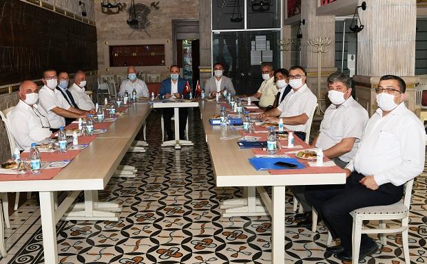 Bülent Turan CHP'li Belediye Başkanlarıyla Buluştu!
