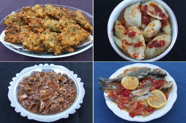 Çanakkale'nin En Güzel 16 Yemeği..