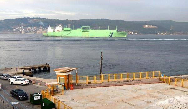 Çanakkale Boğazı Gemi Trafiğine Açıldı