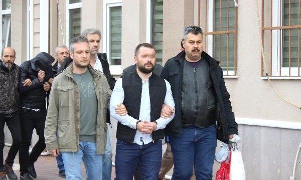 Organize Suç Örgütüne 6 Tutuklama