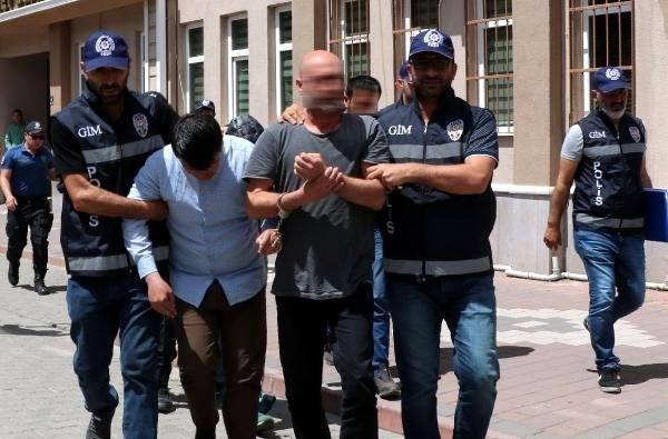 100 Kaçak ile 6 Organizatör Yakalandı
