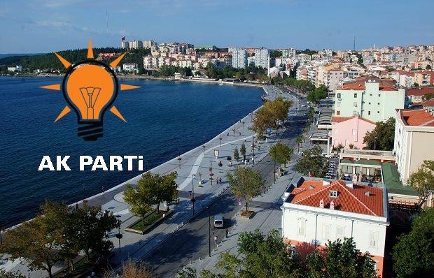 AK Parti'de Merkez Belediyesi Hayal