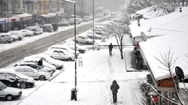 Meteoroloji Uyardı: Kar Cuma Günü Tekrar Geliyor..