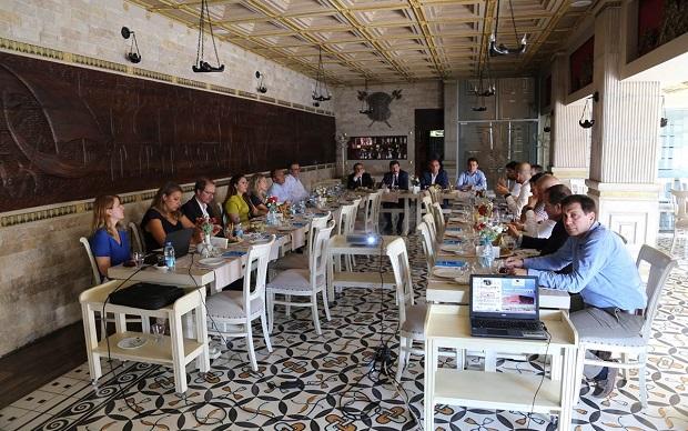 Uzmanlardan Çanakkale Turizm ve Tanıtım Toplantısı