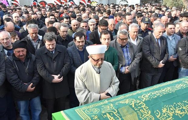Batuhan Gözyaşlarıyla Toprağa Verildi..