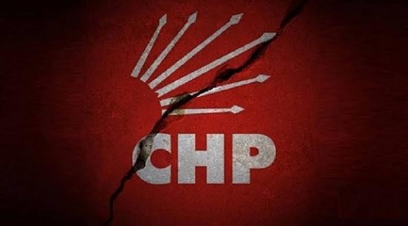 CHP'de Merkez İlçe Gerilimi..