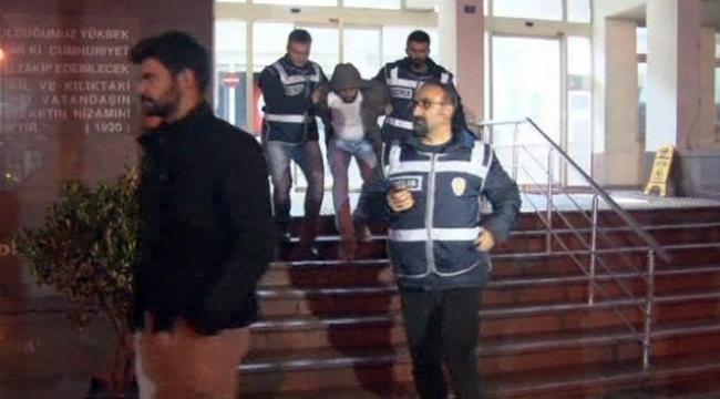Zanlılardan Biri Tutuklandı Diğer Serbest Bırakıldı