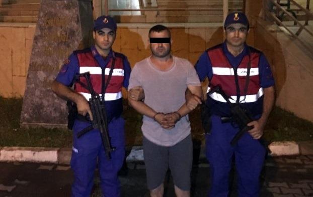 Cinayetten Aranan Şahıs Çanakkale'de Yakalandı