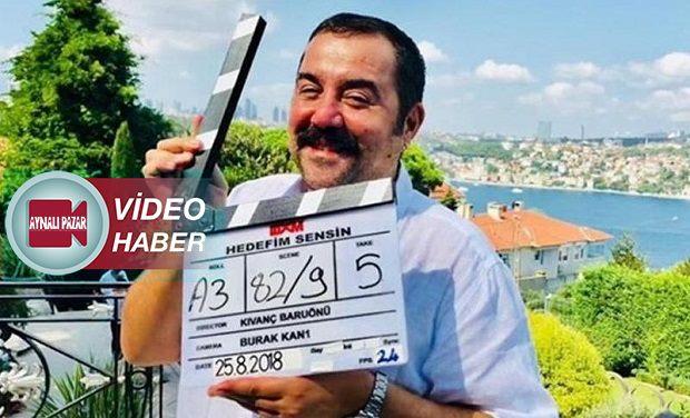 Ata Demirer'in 'Hedefim Sensin' Filminin İlk Fragmanı Yayınlandı