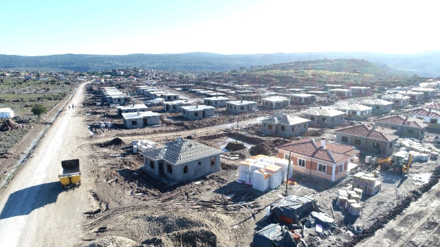 Depremzedeler Yeni Konutlarına Kavuşmayı Bekliyor