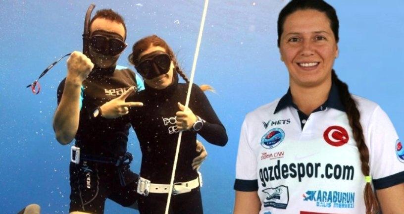 Milli Sporcunun Denizde Kaybolan Eşi 12 Saat Sonra Bulundu