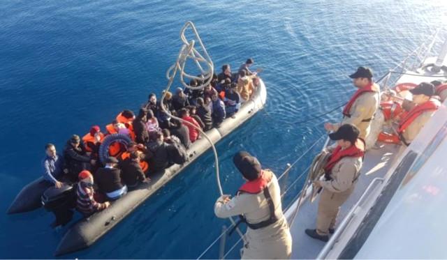 Son 24 Saatte 203 Kaçak Göçmen Yakalandı